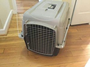 Medium Dog Crate Kennel Carrier for Sale in Alexandria, VA