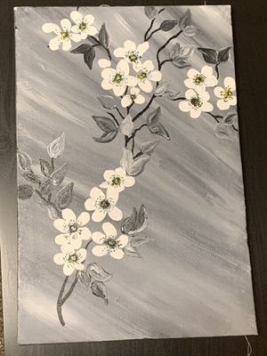 Acrylic painting on Stretched canvas for Sale in Lynnwood, WA
