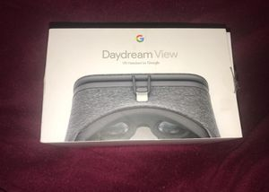 Google Daydream View-VR Headset and Controller $50 or B/offer for Sale in Lowell, MA