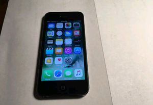 iPhone 5 for Verizon - 16GB, clean IMEI, cloud good for Sale in Fresno, CA