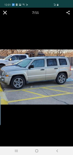 Jeep Patriot 2009 for Sale in Grand Prairie, TX