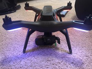 Solo Smart Drone w case and other extras for Sale in Cypress, TX