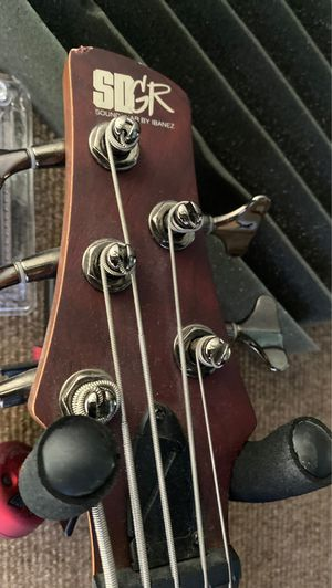 Ibanez bass guitar 🎸 great condition for Sale in El Cajon, CA