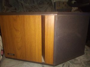 Bose speaker left and right for Sale in Lynnwood, WA