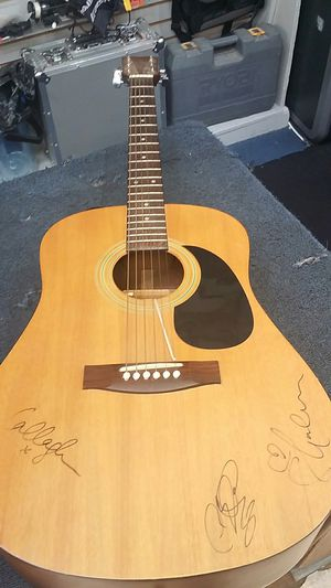 Alvarez signed by Shawn Mullins for Sale in Atlanta, GA