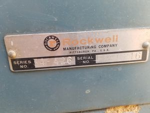 Rockwell table saw for Sale in Wrightwood, CA