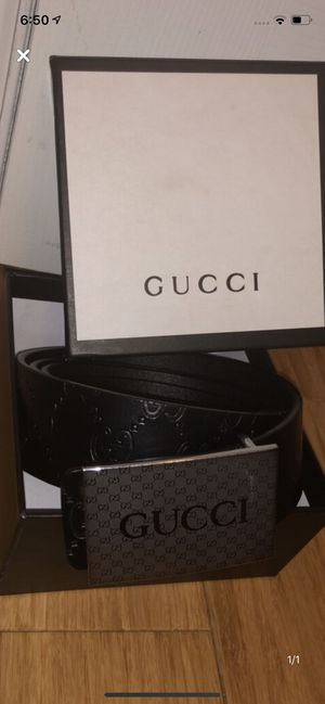 Gucci belt. for Sale in Holly Springs, NC