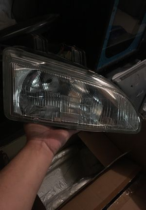 Eg hatch factory headlights mint and factory spoiler for Sale in Boston, MA