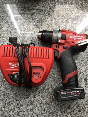 Milwaukee Hammer Drill /Driver for Sale in Tampa, FL