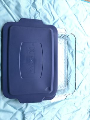 9x13 Anchor bakeware - glass for Sale in Trenton, MI