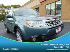 2011 Subaru Forester for Sale in Saint James, NY