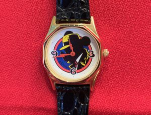 Disney Character Mick Tracy Ladies Watch-Vintage 1990-New Battery for Sale in Chandler, AZ
