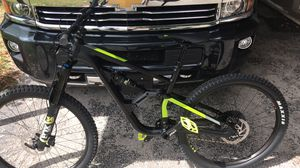 2019 Cannondale Jekyll 3 MTB Used once for Sale in Zephyrhills, FL