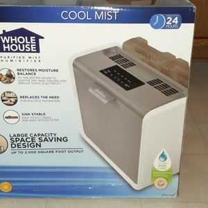 NIB Cool Mist Humidifier for Sale in Morrisville, NC