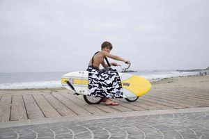 Shortboard carrier| Boogieboard Carrier | Wakeboard Sling | Beach towel | bag for kids for Sale in Costa Mesa, CA