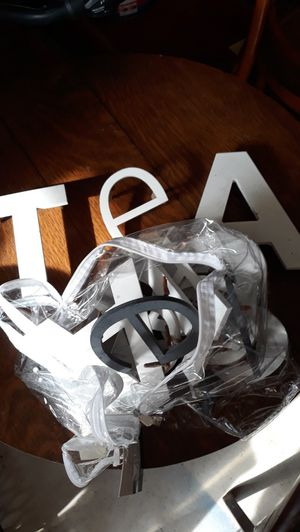 Metal letters for Sale in Mokena, IL