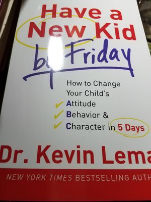 Book/ learn about methods for helping parents for Sale in Gilroy, CA