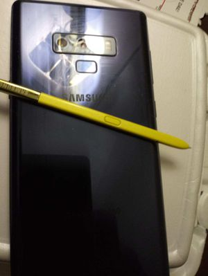 Samsung Galaxy Note 9 for Sale in Chula Vista, CA