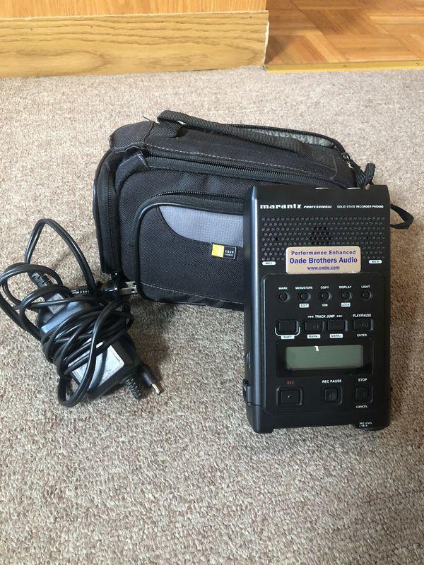 Marantz PMD660 Recorder