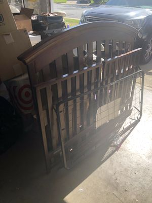 Crib and changing table for Sale in San Leandro, CA