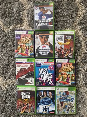Xbox Games for Sale in Fresno, CA