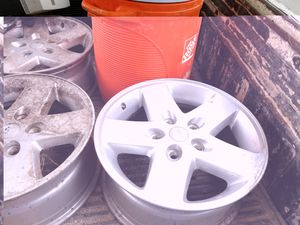 Jeep 5 wheels for Sale in Houston, TX