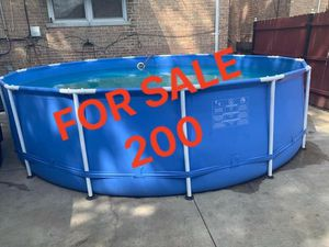 Pool with everything $200. for Sale in Chicago, IL