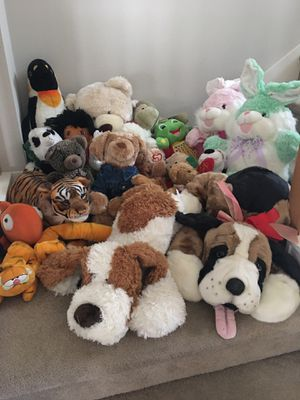 Stuffed animals 🧸 for Sale in Fairview, OR
