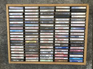 Vintage cassette tape from 70s-90s for Sale in Vallejo, CA