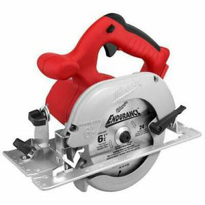 "Milwaukee 18v Circular Saw, 6-1/2"" for Sale in Seattle, WA"
