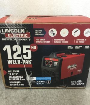 Lincoln Electric Welder for Sale in El Cajon, CA
