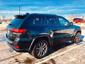 2016 Jeep Grand Cherokee Limited 75th anniversary fully loaded for Sale in Lewis Center, OH
