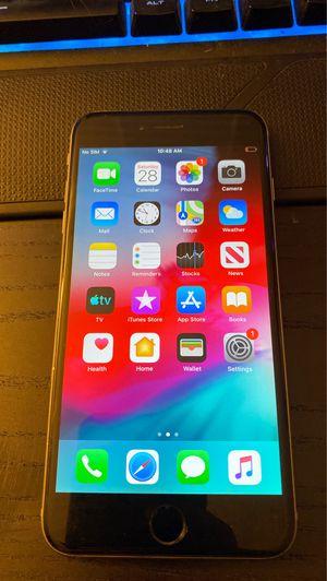 Unlocked iPhone 6 Plus + 128 GB for Sale in Sacramento, CA