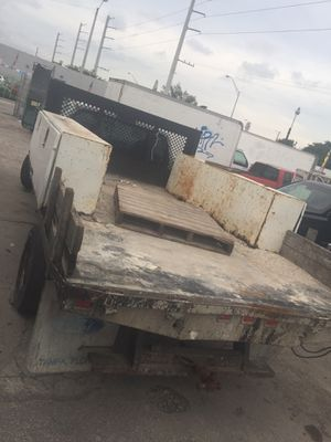 Ford 350 flatbed for Sale in Miami, FL