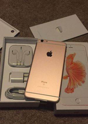 iPhone 6s Unlocked 16GB Like New With Warranty for Sale in Tampa, FL