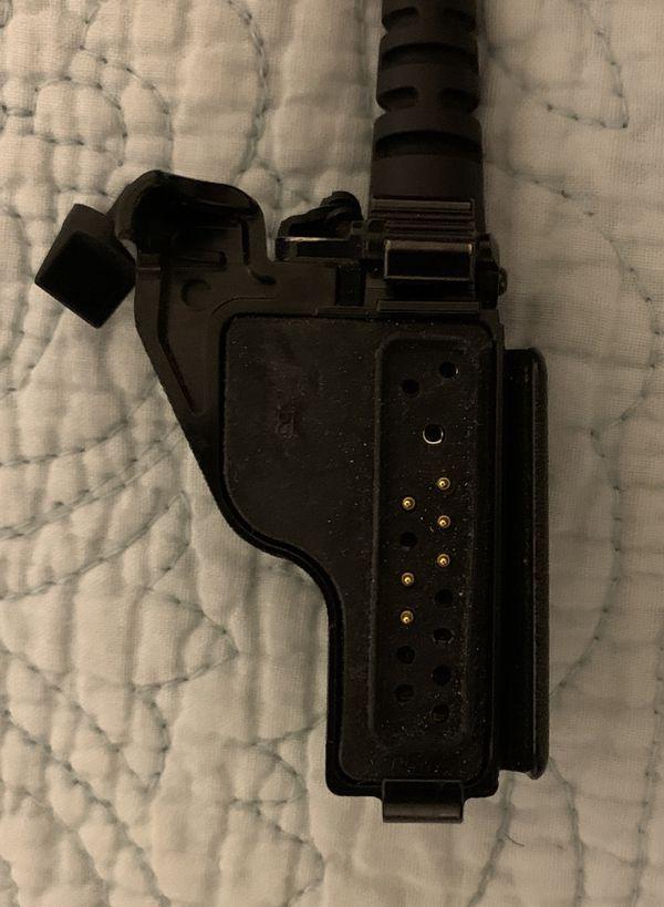 Motorola Radio Law Enforcement mic set