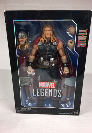 Marvel select serious THOR Avengers Captain America Spiderman Thanos black panther for Sale in La Habra Heights, CA