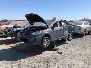 2012 Hyundai Accent Part Out for Sale in Stockton, CA
