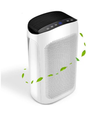 Air Choice 3-in-1 Air Purifier for home with Air Quality Auto Sensor, True HEPA Filter Cleaner for Allergies and Pets, Remove 99.97% Odor Eliminator for Sale in La Puente, CA