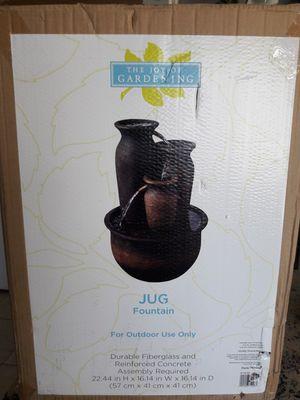 Fountain (Jug) for Sale in North Las Vegas, NV