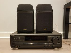 Audio Receiver and Speakers for Sale in Bala Cynwyd, PA