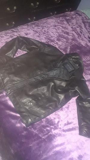 Tommy Hilfiger Leather Jacket for Sale in Washington, DC