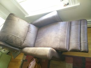 Macy's reclining armchair for Sale in Boston, MA