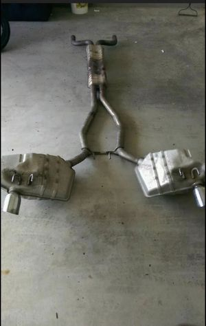 2011 camero ss stock exhaust for Sale in Reedley, CA