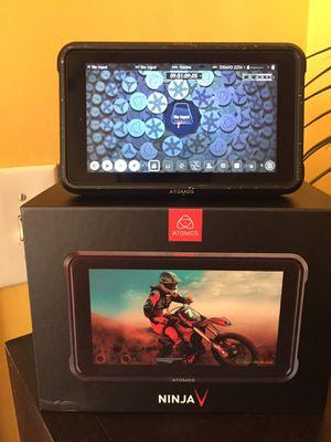 Atomos Ninja V for Sale in San Diego, CA