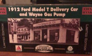 1912 Ford Model T Delivery Car & Wayne Gas Pump for Sale in Greenville, SC