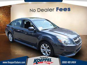 2013 Subaru Legacy for Sale in Woodside, NY