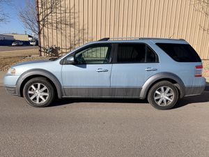 2008 Ford Taurus AWD X model leather loaded low miles for Sale in Denver, CO