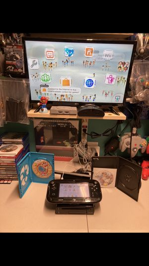 Nintendo Wii U for Sale in Coral Gables, FL
