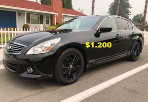 Fully Maintained$1200 I'm Selling URGENT! 2013 Infiniti G37 for Sale in Rockville, MD